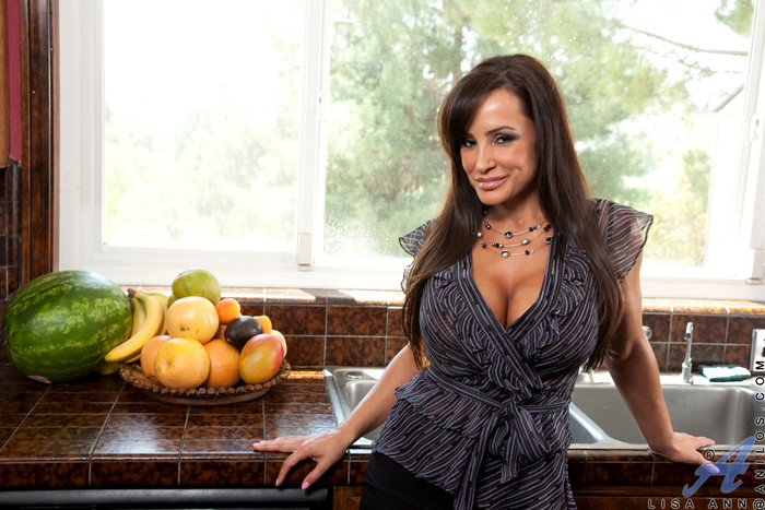 Lisa Ann - Kitchen Counter Spread