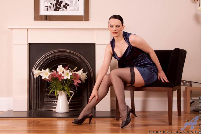 Rebekka Raynor - Fireplace