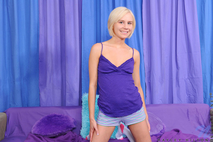 Hayley Hilton - Nubiles