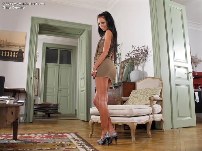 Gina Devine - InTheCrack