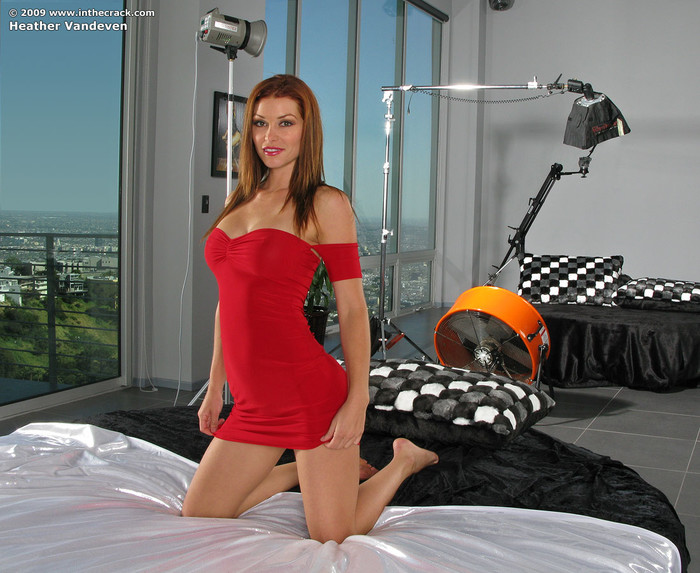 Heather Vandeven - InTheCrack
