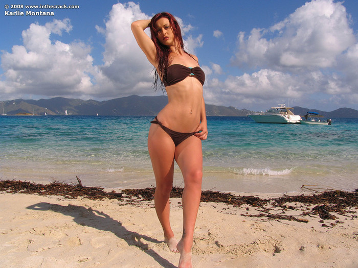 Karlie Montana - InTheCrack