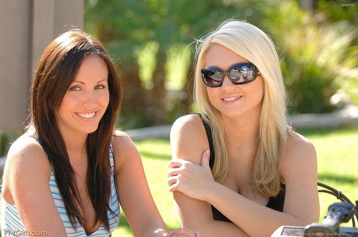 Leanna - FTV Girls