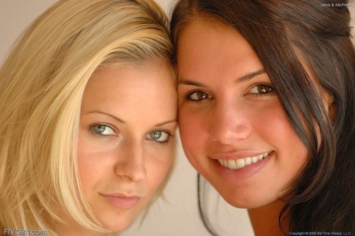 Lena & Michaela - FTV Girls