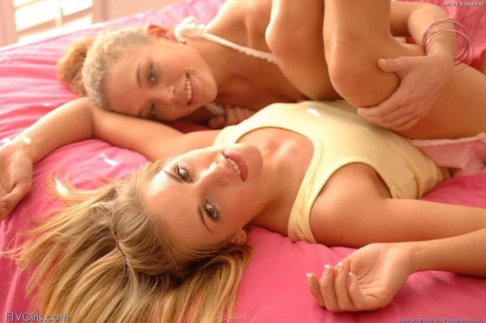 Ashley & Brianna - FTV Girls