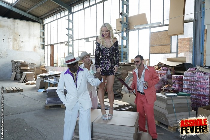 Downtown Boogie - Vanda Lust
