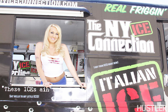 Alana Evans - LA MILF Truck