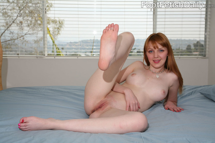 Marie McCray - Foot Fetish Daily