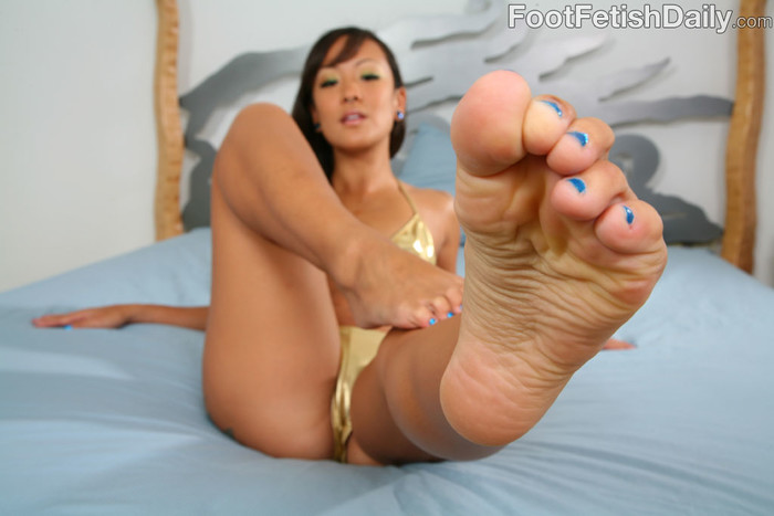 Jandi Lin Submissive Asian Feet