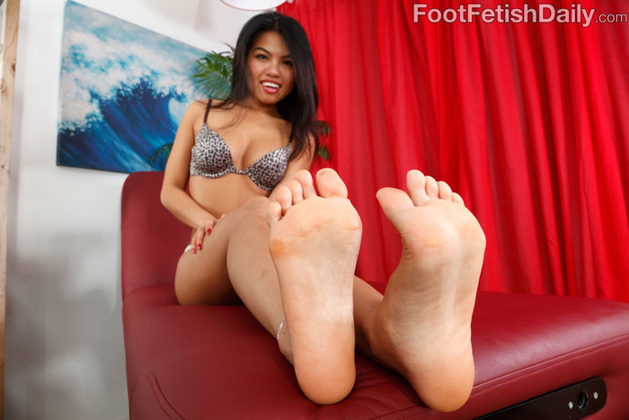 Cindy Starfall Loves Riding Dick and Giving Footjobs