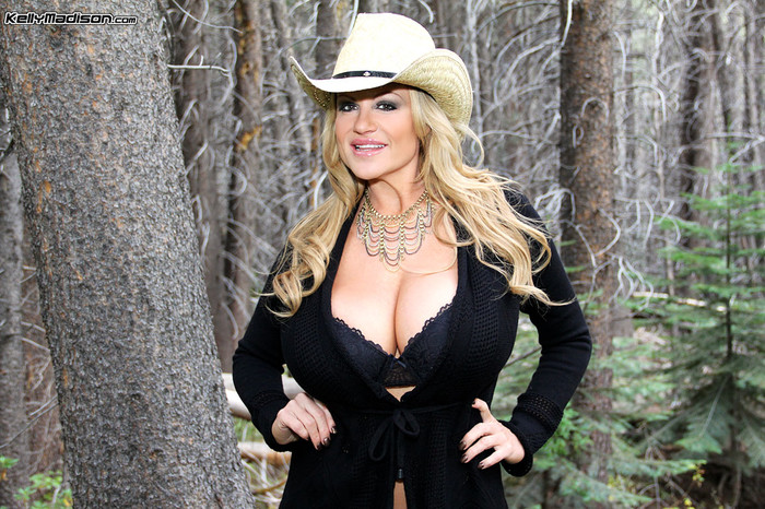 Bare In The Woods - Kelly Madison