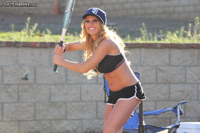 Anal Baseball - Charisma Cappelli