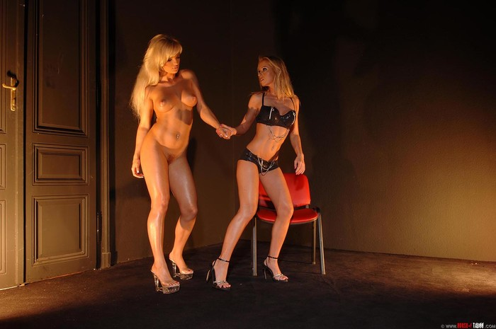 Linda Shane & Kassy Krystal