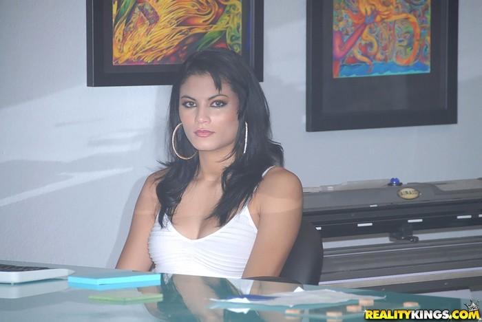 Sofia - Ass Of Glass - 8th Street Latinas