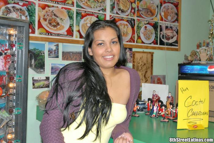 Amina - Que Rica - 8th Street Latinas