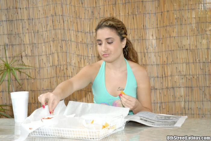 Sophie - Big Burrito - 8th Street Latinas