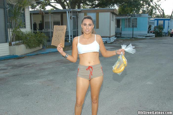 Adriana - Chiquita Banana - 8th Street Latinas