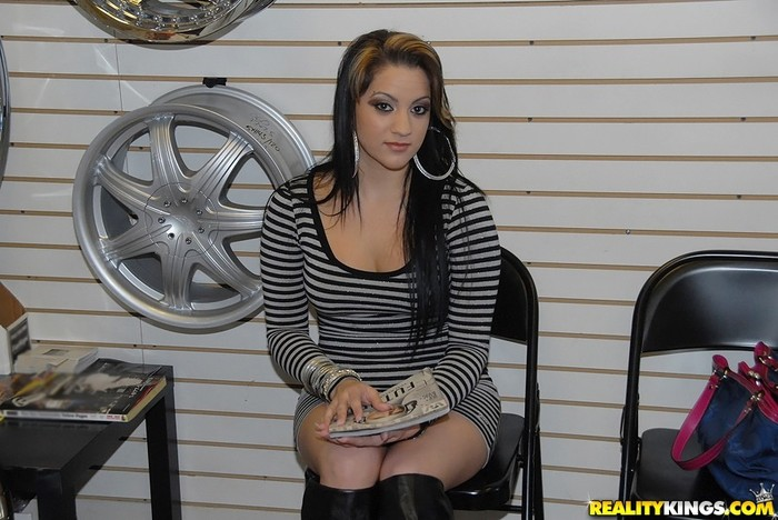 Gina - Joy Stick - 8th Street Latinas