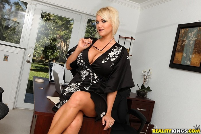 Julie - Foreplay Hire - Big Tits Boss