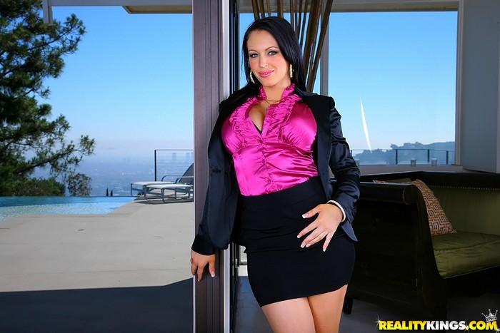 Jenna Presley - Ass Out - Big Tits Boss