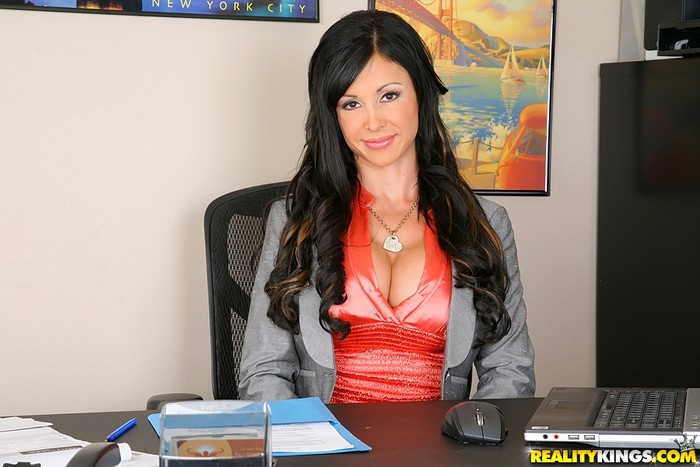 Jewels Jade - Career Woman - Big Tits Boss
