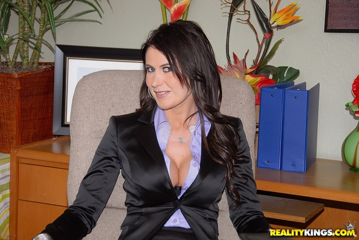 Eva Karera - Shes Got Skills - Big Tits Boss