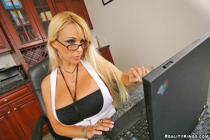Holly Halston - Breast Support - Big Tits Boss