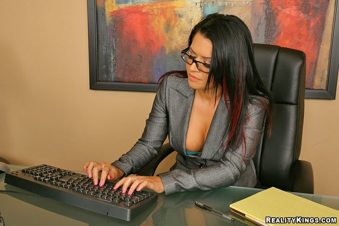 Eva Angelina - Bossin' Up - Big Tits Boss