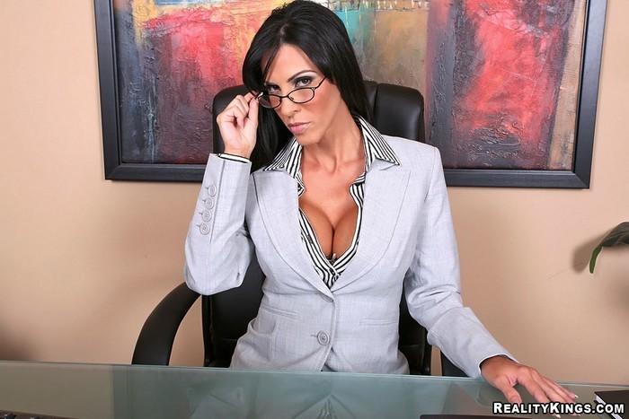 Veronica Rayne - Mandatory Overtime - Big Tits Boss