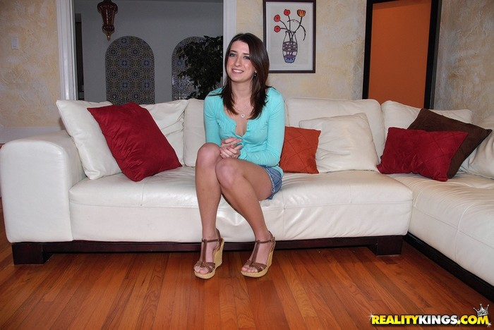 Alexa James - New Beaver - First Time Auditions