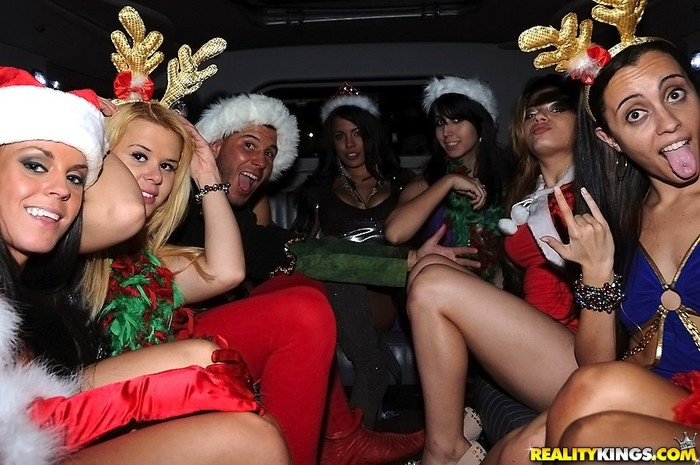 Ava Cash, Kimberly - Ohh Santa - In The Vip