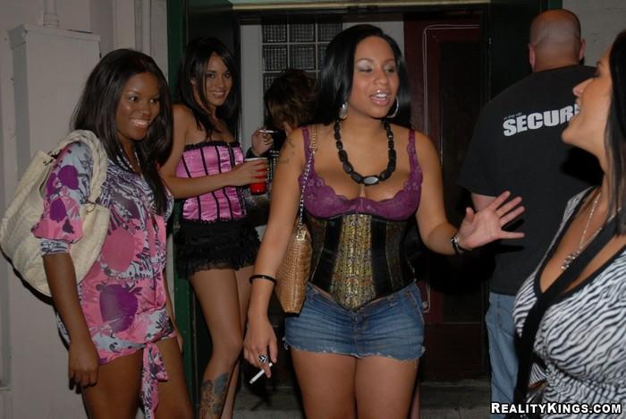 Melissa Lauren, Phoenix Marie & Trisha Rey - In The Vip
