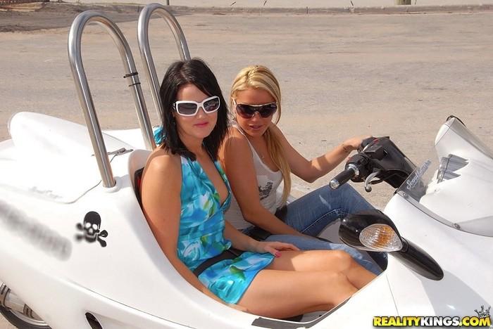 Katy Kelly - Driving Dangerously - MILF Hunter
