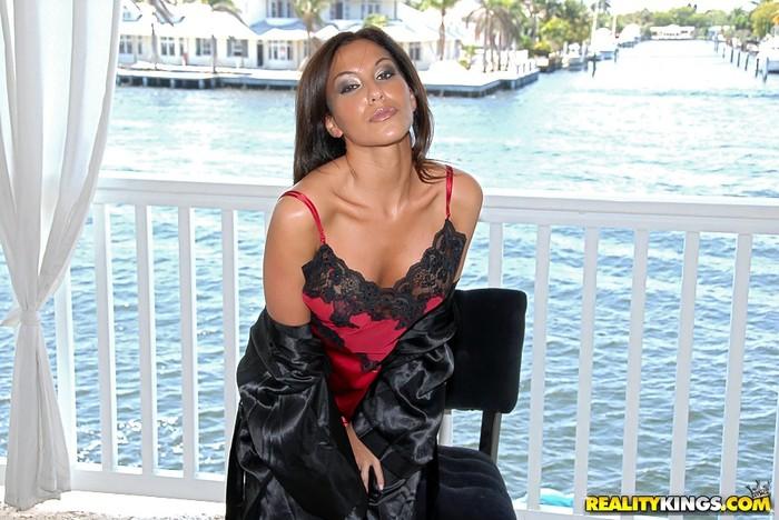 Adriana Deville - Man Away Anal Day - MILF Hunter