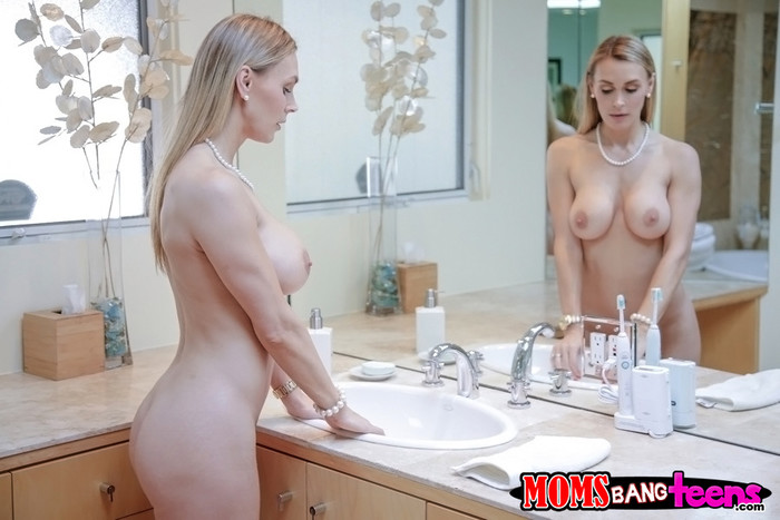 Tanya Tate & Staci Silverstone - Bang Camp - Moms Bang Teens
