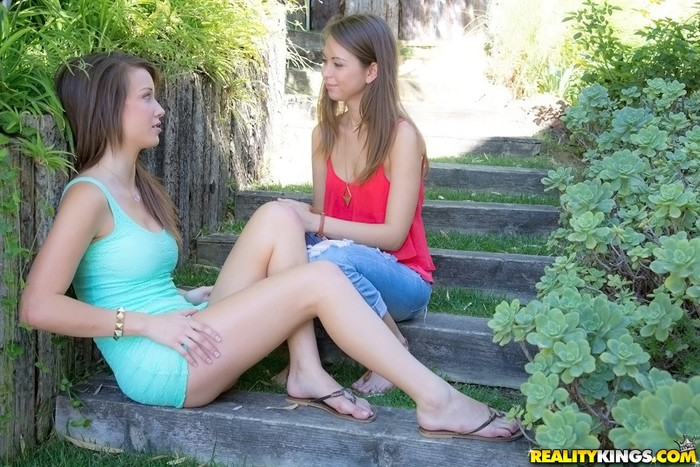 Riley Reid, Malena Morgan - Sex Appeal - We Live Together
