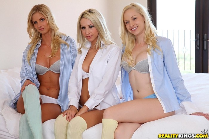 Lux Kassidy, Natalie Nice, Sammie Rhodes - We Live Together