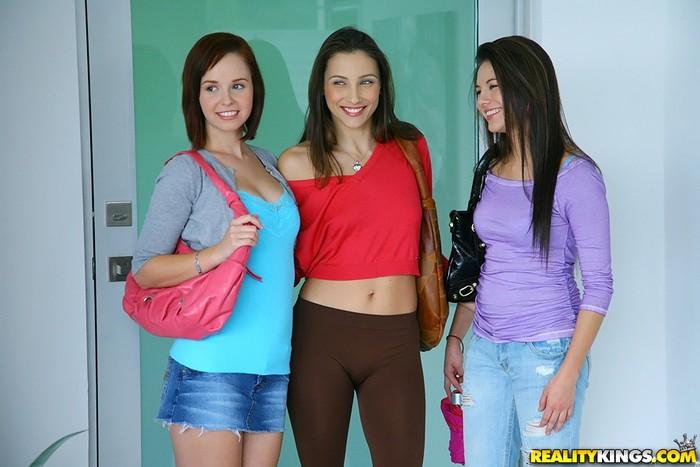 Celeste Star, Hayden Winters, Shyla Jennings - Wet Ones