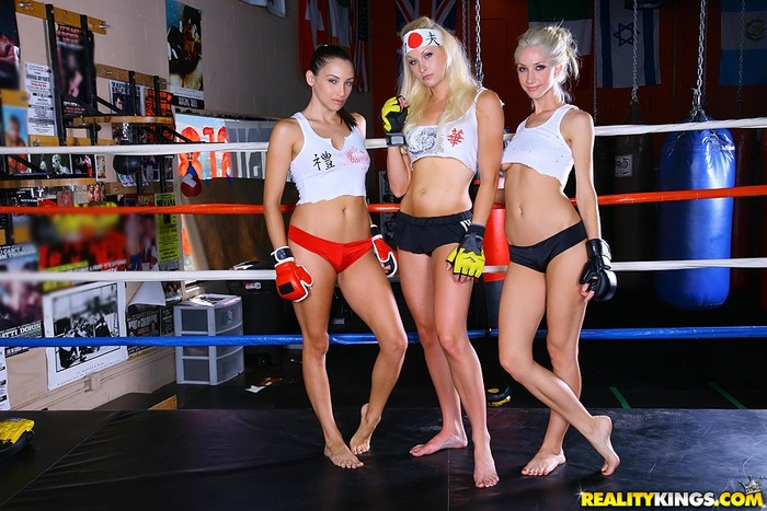 Celeste Star, Lux Kassidy, Sammie Rhodes - We Live Together