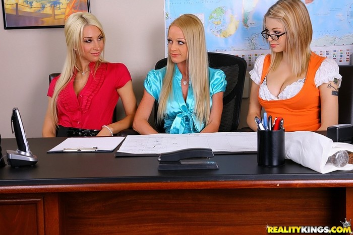 Ashley Roberts, Bree Daniels, Sammie Rhodes - Work Related