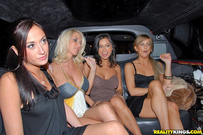 Lana, Mia, Molly Cavalli - Ladies Night - We Live Together