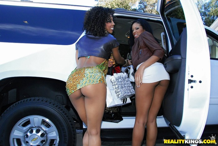 Misty Stone, Sky Banks - Body Talking - Round And Brown