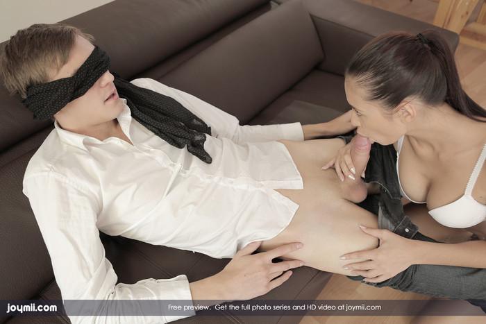 Blindfold Me - Daniel & Paula Shy